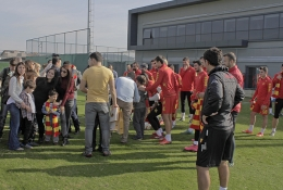 Göztepe Spor Kulübü Ziyareti